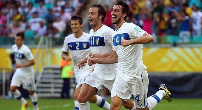 Italia, con Argentina e Inghilterra maglie speciali in memoria di Davide Astori
