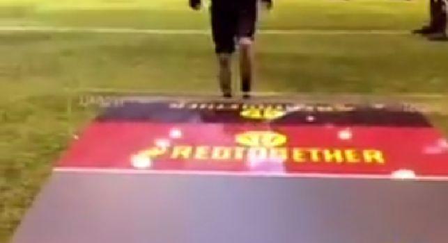 Mertens si diverte col Belgio: spunta la partita di calcio-tennis con Vertonghen [VIDEO]