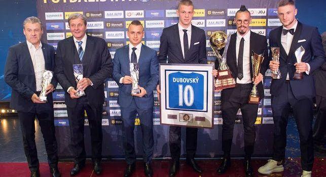 Slovacchia, Lobotka su Hamsik: Nessuno come lui, ha qualità incredibili! Continuerà a vincere fin quando non lascerà il Napoli ed andrà in Cina...