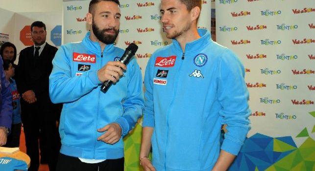 Verso Dimaro 2018, venerdì la Val di Sole sarà a Napoli: presenti due giocatori azzurri