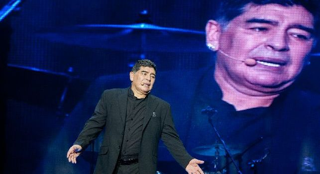 Maradona: Il Napoli può vincere lo scudetto, ricorda molto il mio. Var? Se il mondo è tecnologico bisogna andare con la tecnologia...