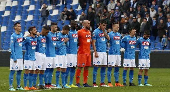 Sassuolo-Napoli, le pagelle: Milik <i>incoraggiante</i>, Albiol <i>nervoso</i>! Jorginho <i>soffoca</i>, Callejon <i>spunta</i>. Zielinski <i>De Bruyne</i>? Non oggi