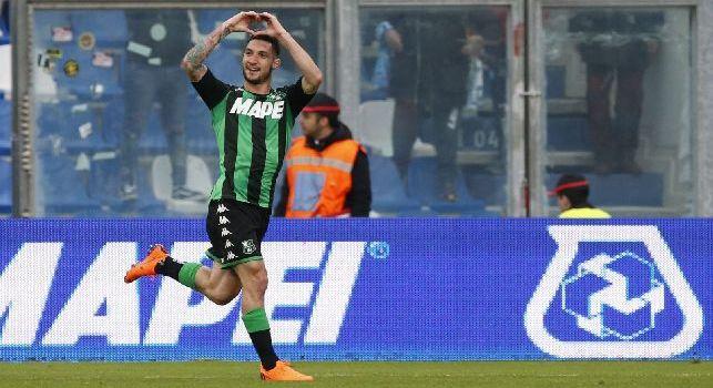 Sassuolo, Squinzi: Politano verso l'Inter? Non so, credo sia più per la Roma o il Napoli