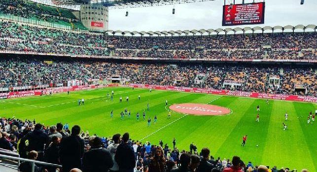 RILEGGI DIRETTA - Milan-Napoli 0-0: Donnarumma compie un miracolo su Milik al 92' e frena gli azzurri nella corsa scudetto!