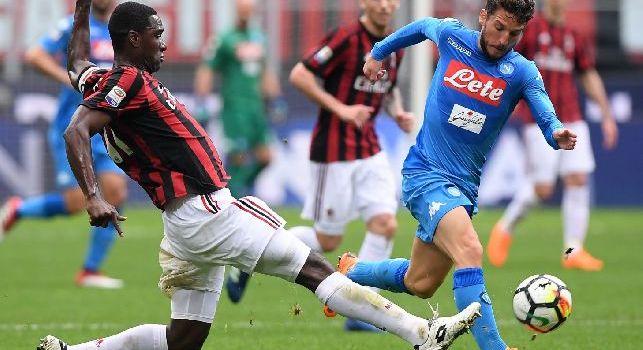 CorSera: Milan-Napoli, risultato all'italiana o la solita <i>gnagnera</i> dei cambi di stagione?