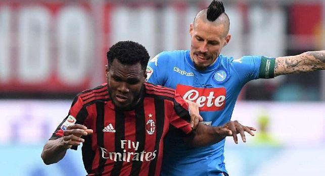 Hamsik e Maggio tra i calciatori <i>pi&ugrave; fedeli</i> d'Europa! I due azzurri nella top 61 comandata da Buffon e...Pellissier