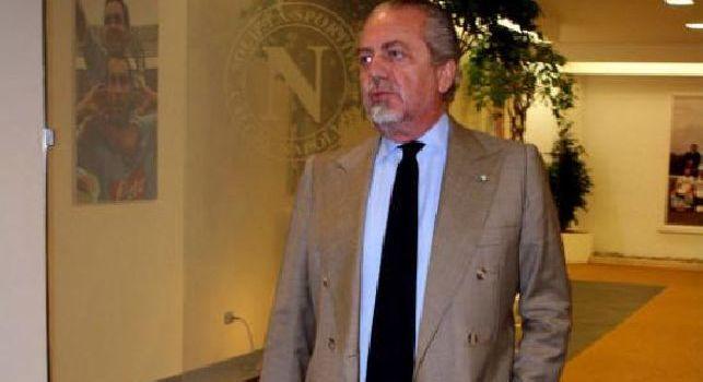 De Laurentiis piomba a Castel Volturno, ma Sarri era già andato a casa: tutto sul summit di ieri