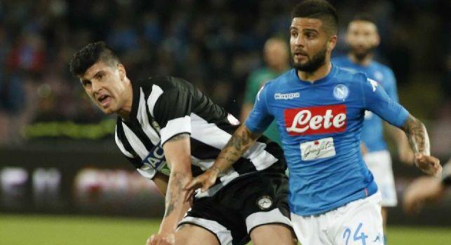 Udinese, Perica: Prestazione buona per la squadra, non per me! La colpa è solo nostra che entriamo in campo