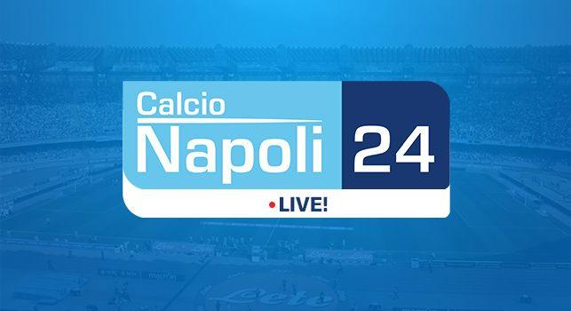 Calcionapoli24 Live - Tutto sul Calcio Napoli