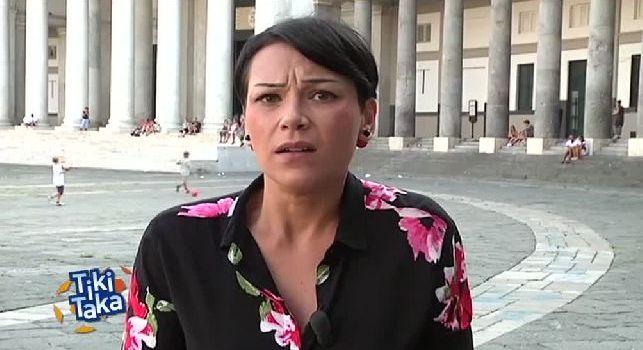 Napoletana, ti devono stuprare, accusa choc di uno juventino ad Anna Trieste [FOTO]