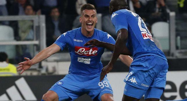 Juve-Napoli 0-1, gol Koulibaly col commento di Repice di Radio Rai: alzate il volume da pelle d'oca! [VIDEO]