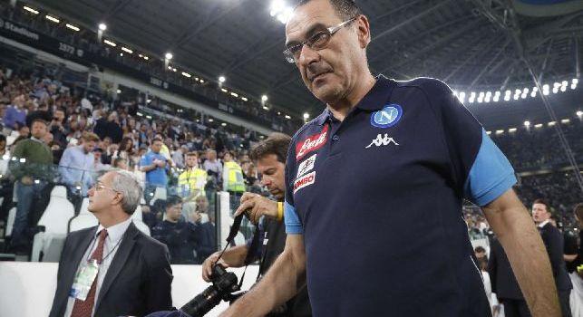 Sarri vittorioso allo Juventus Stadium