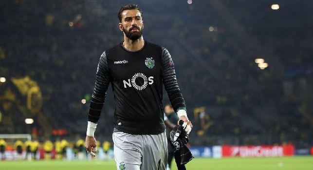 Rui Patrício, portiere dello Sporting Lisbona e della nazionale portoghese