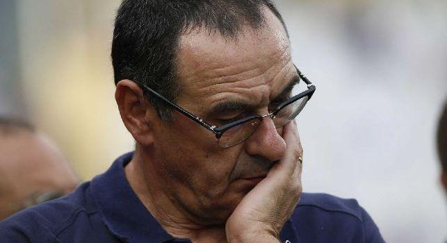 Sarri: Non posso allenare un'altra squadra italiana, il ricordo di Napoli sarebbe troppo struggente [VIDEO]