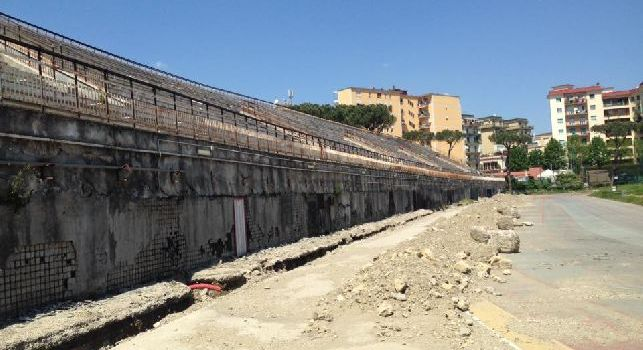 Repubblica, svolta Stadio Collana: I lavori cominceranno entro 45 giorni. A disposizione campo da calcio, pista d'atletica ed impianti di servizio