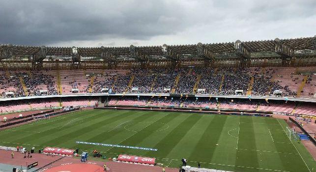 UFFICIALE - Napoli-Milan, biglietti in vendita da lunedì e prelazione vecchi abbonati. Rincari per le Curve, i prezzi
