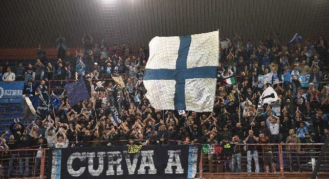Comunicato della tifoseria blucerchiata: Sfottò e rivalità in tutta Italia, per i napoletani razzismo e squallore