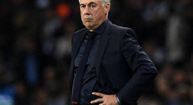 Ancelotti, l'entourage: Napoli? Potrebbe essere affascinato dal progetto azzurro