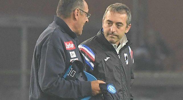 Da Genova: De Laurentiis pensa realmente a Giampaolo, dategli torto: valorizza giovani! Ferrero non vuole tenere Torreira e Praet