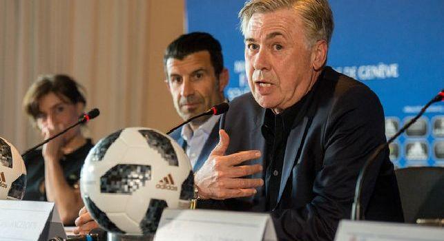 Carlo Ancelotti, ex allenatore del Bayern Monaco