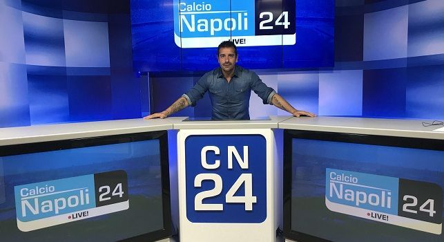 Francesco Coco ai microfoni di Calcio Napoli 24