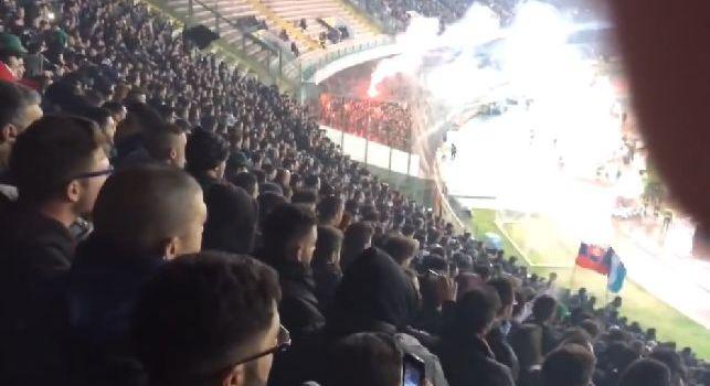 Tifosi Samp furiosi: Napoletani campioni di vittimismo, inneggiavano all'alluvione su Genova [VIDEO]