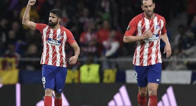 Atletico Madrid, tris vincente ed Europa League conquista: Marsiglia al tappeto