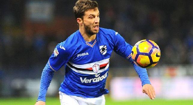 Tmw - Il Napoli mette gli occhi su Bereszynski della Samp: se parte Mario Rui si punterà sul polacco