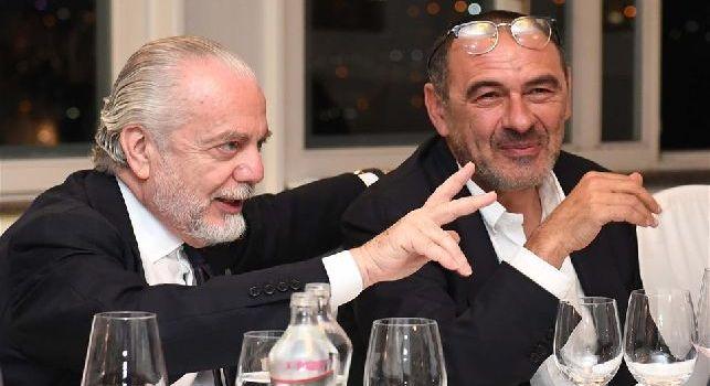Sportitalia - Sarri - Napoli, lunedì il giorno chiave: proposto triennale, le cifre