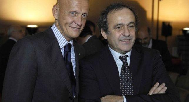 ULTIM'ORA - Arrestato Michel Platini! Corruzione per l'assegnazione dei Mondiali di calcio 2022 al Qatar