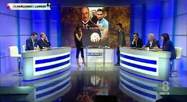Tifoso Juve calabrese impazzisce in diretta: Napoli ha vinto uno scudetto con 4 drogati, sciacquatevi la bocca con Buffon