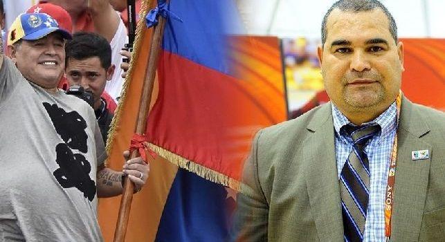 Chilavert a gamba tesa su Maradona: La droga ti brucia i neuroni e non ti fa ragionare