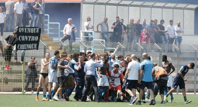 Primavera, Napoli-Sampdoria 3-1 (4', 16' Gaetano, 70' Cappelletti, 87' Ounas): è finita! Azzurrini salvi senza play-out, festa a Sant'Antimo!