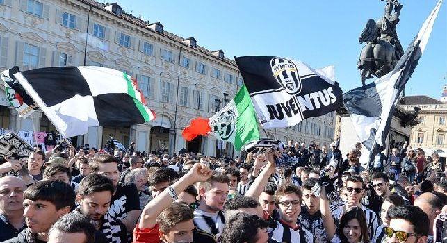 TuttoJuve risponde alla SSC Napoli: Non accettiamo moralismi da chi permette striscioni ben peggiori!