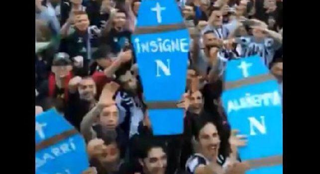 Vergogna Douglas Costa, zoom anche sulle bare di Maurizio Sarri e Raffaele Auriemma! [VIDEO]