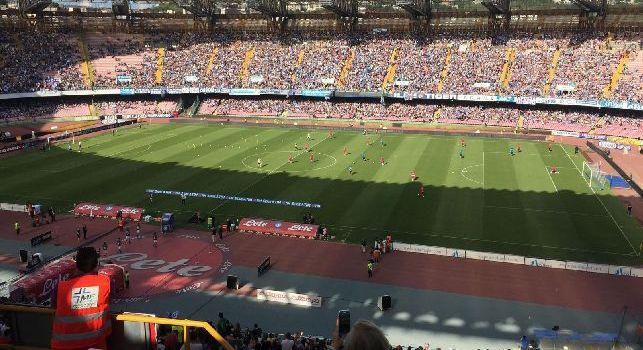 Gazzetta: Universiadi, politica del club sui biglietti e non solo: così gli abbonati del Napoli si sono ridotti drasticamente