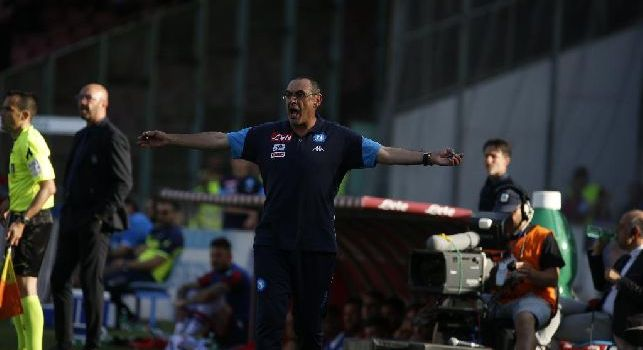 IL GIORNO DOPO...l'ultima giornata: i meriti di Sarri e la mancanza di sportività nel DNA di Buffon