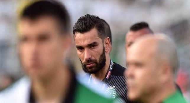 Dal Portogallo - Rui Patricio sempre più deciso a lasciare lo Sporting Lisbona