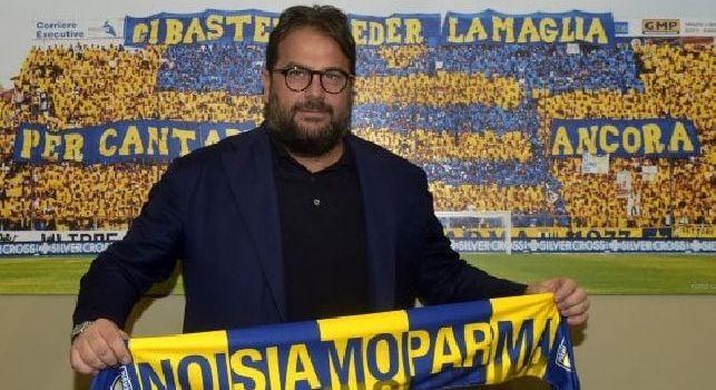 Parma, Faggiano: Tanti i discorsi in piedi, dovremo parlare di questo con Napoli ed Inter...