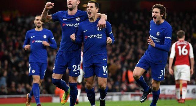 Telefonata giocatori Chelsea con alcuni azzurri per Sarri: Il miglior allenatore mai avuto