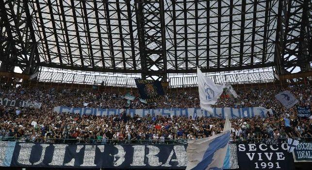 Il sito di Ancelotti: La tifoseria del Napoli una delle più fedeli di tutt'Europa, i partenopei possono competere con qualsiasi squadra