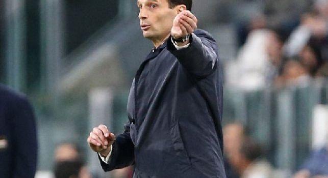 Allegri saluta Ancelotti al Napoli: Bentornato in Italia! La Serie A ritrova un'eccellenza del nostro calcio