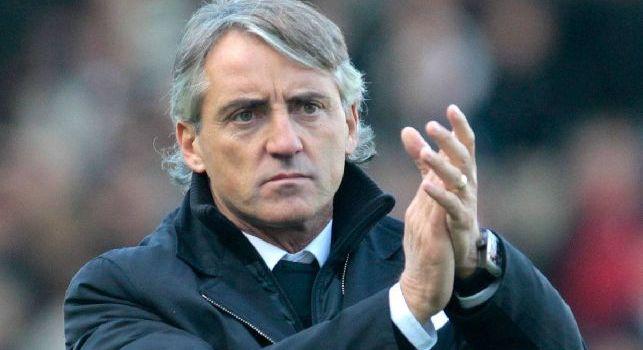 Mancini: Mi fa piacere per Ancelotti, Napoli squadra forte. CR7? Bello sia in Italia. Su Sarri...