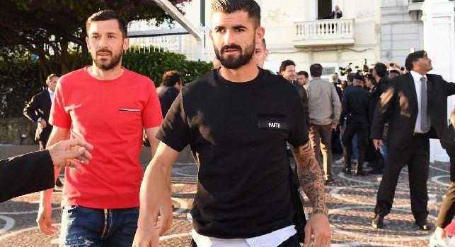 Sportitalia: L'Atletico Madrid pensa a Hysaj: sondaggio importante, potrebbe pagare anche la clausola