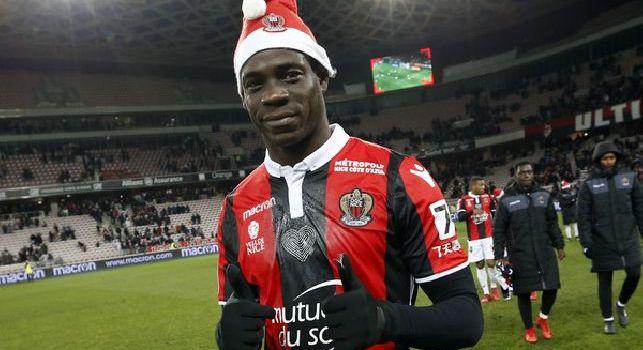CorSera: Raiola spinge Balotelli verso il Parma. La Roma si è defilata. L'attaccante vorrebbe un ingaggio da 4 mln