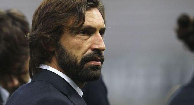 Serie A - Clamoroso Juventus, Pirlo è il nuovo allenatore: a breve l'ufficialità!