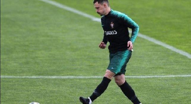 Portogallo-Algeria 3-0, Mario Rui entra al minuto 57: prestazione sufficiente