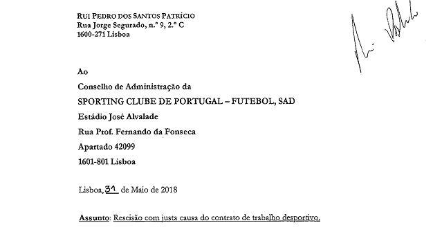 Rui Patricio chiede la rescissione allo Sporting: Vittima di violenza fisica e psicologica, ho temuto per la vita! Il presidente ha attirato l'ira dei tifosi, ho diritto al risarcimento danni