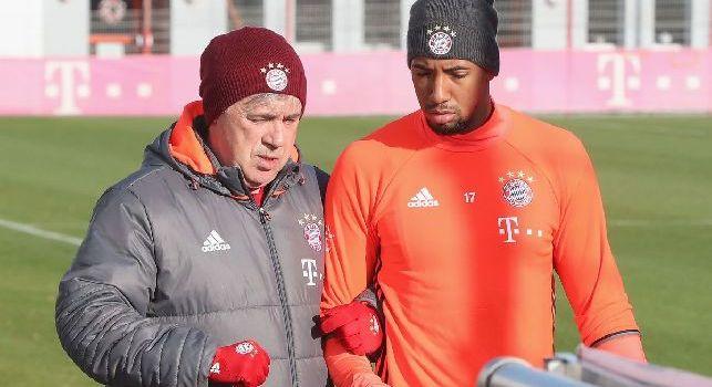 Accostato al Napoli, Bild annuncia: Boateng lascia il Bayern, PSG pronto a beffare tutti con 60 mln!