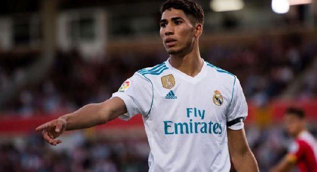 Hakimi, l'agente a CN24: Achraf è un calciatore del Borussia Dortmund e giocherà lì per i prossimi due anni